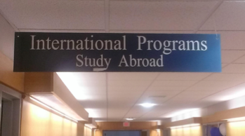 The Study Abroad office located in Engleman.