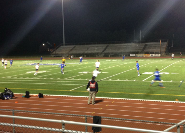 Southern draws even with Assumption last Wednesday night, ending the game in a tie 1-1.