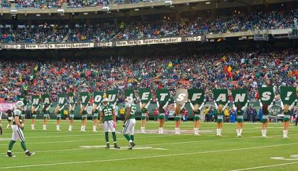 NY Jets vs. Buffalo, Oct 2009 - 12