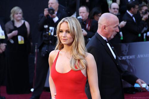 Jennifer Lawrences Nude Photos Leaked