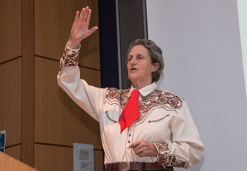 An evening with Temple Grandin | SOUTHERN NEWS
