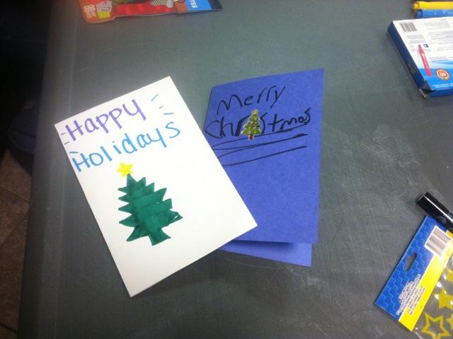 students make cards for children u2019s hospital for  u2018be kind