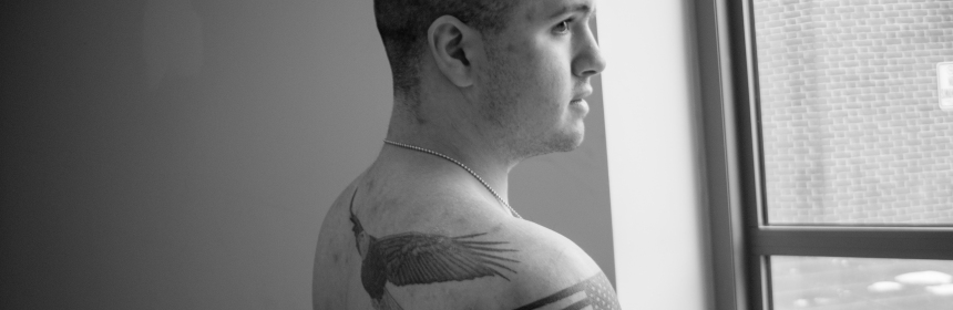 Inked Canvas Soldier Explains Patriotic Tattoos Southern News