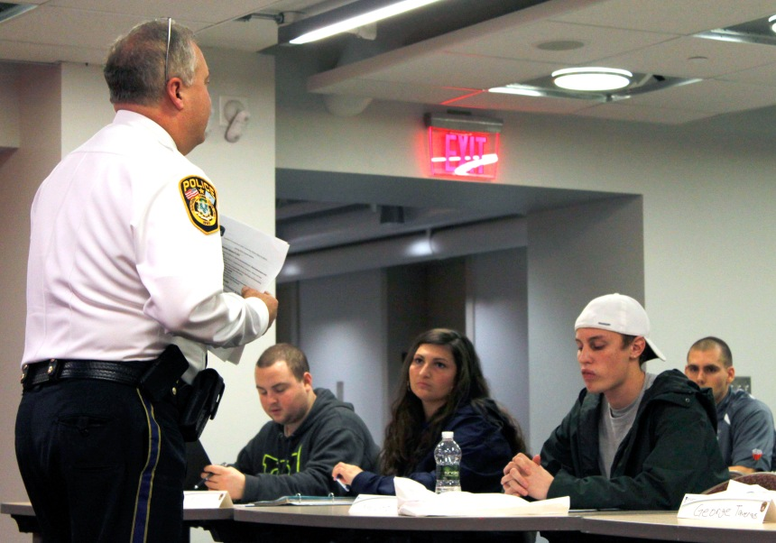 citizen police academy (march 2013 photo)