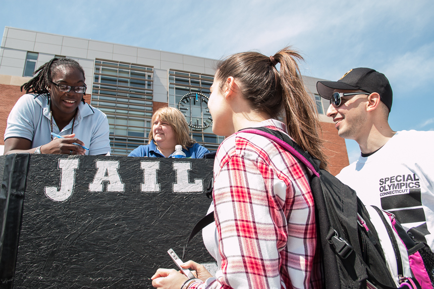 Jail n' Bail takes over Academic Quad | SOUTHERN NEWS