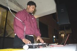 DJ Prodigy, Ki'lon Stoddart, music major