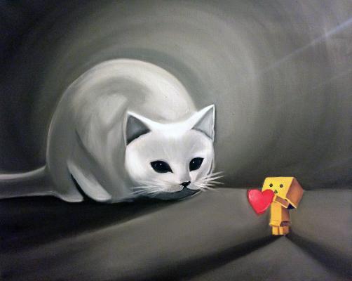 Artwork by Megan Miskowicz.